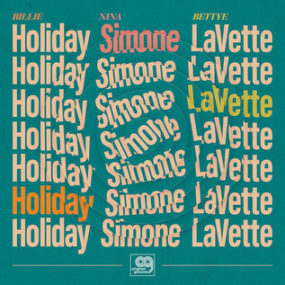 Billie Holiday,  Nina Simone, and Bettye Lavette - Originial Grooves: Billie Holiday, Nina Simone, and Bettye Lavette LP