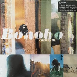 Bonobo – Animal Magic LP limited yellow