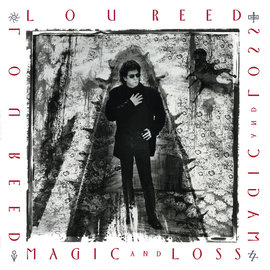 Lou Reed ‎– Magic And Loss LP