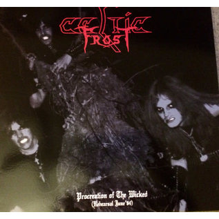 Celtic Frost ‎– Procreation Of The Wicked (Rehearsal June '84) LP