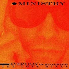 Ministry – Everyday (Is Halloween) - The Lost Mixes LP orange vinyl