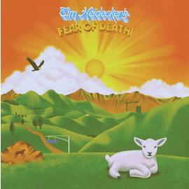Tim Heidecker – Fear Of Death LP orange vinyl
