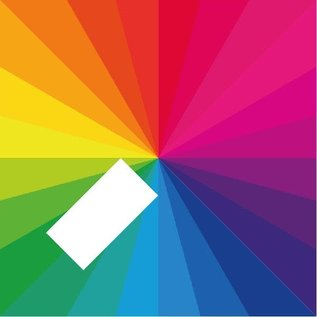 Jamie xx ‎– In Colour LP randomized colour