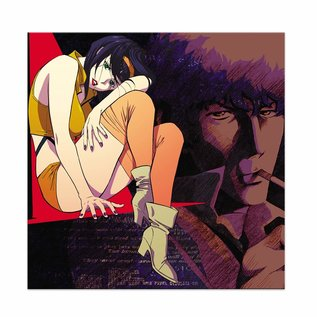 Seatbelts ‎– Cowboy Bebop (Original Series Soundtrack) LP swordfish / and red tail edition
