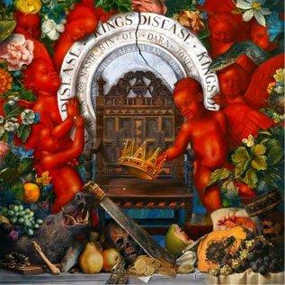Nas – King's Disease LP red vinyl
