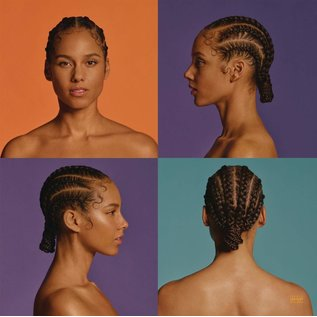 Alicia Keys – Alicia LP white vinyl