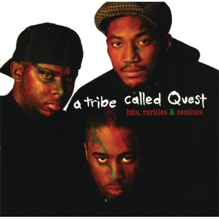 A Tribe Called Quest ‎– Hits, Rarities & Remixes LP
