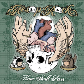 Aesop Rock – None Shall Pass LP