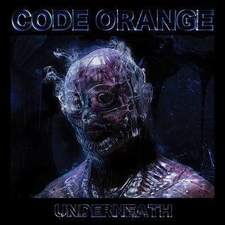 Code Orange – Underneath LP transparent blue with opaque blue and silver splatter vinyl