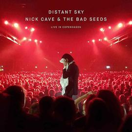 Nick Cave & The Bad Seeds -- Distant Sky (Live In Copenhagen) EP 12-- vinyl