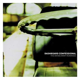 Dashboard Confessional ‎– The Swiss Army Romance LP galaxy red / pink vinyl