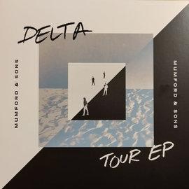 "Mumford & Sons – Delta Tour EP 12"" vinyl"