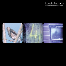 """Boards Of Canada – In A Beautiful Place Out In The Country EP 12"""" vinyl"""