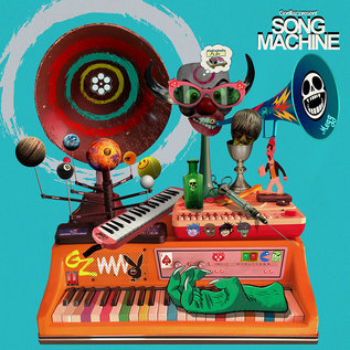 Gorillaz ‎– Song Machine Season One LP