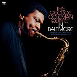 George Coleman ‎– The George Coleman Quintet In Baltimore LP