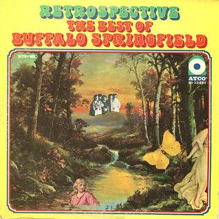 Buffalo Springfield – Retrospective:  The Best of Buffalo Springfield LP