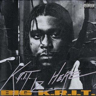 Big K.R.I.T. – K.R.I.T. Iz Here LP