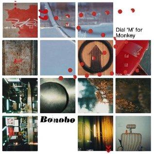 Bonobo – Dial 'M' For Monkey LP