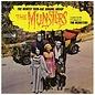 Munsters – The Munsters LP  pumpkin orange with black splatter vinyl