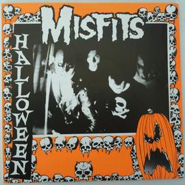 "Misfits – Halloween 7"" vinyl"
