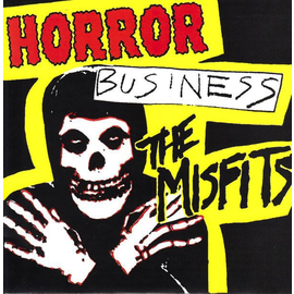 "Misfits – Horror Business 7"" vinyl"