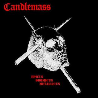 Candlemass – Epicus Doomicus Metallicus LP