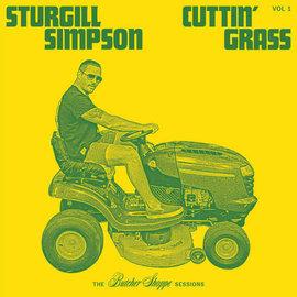 Sturgill Simpson – Cuttin' Grass Vol. 1 (The Butcher Shoppe Sessions) LP green/yellow vinyl