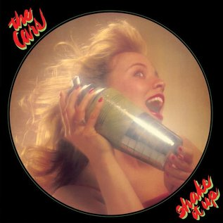 Cars – Shake It Up LP neon green vinyl