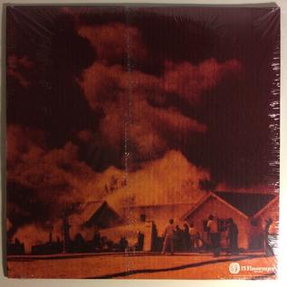 Cursive -- Such Blinding Stars For Starving Eyes LP blue w/ sunburst vinyl