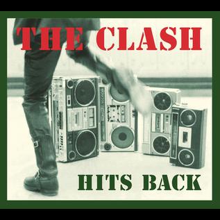 Clash – Hits Back LP