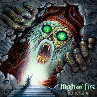 High On Fire ‎– Electric Messiah LP picture disc