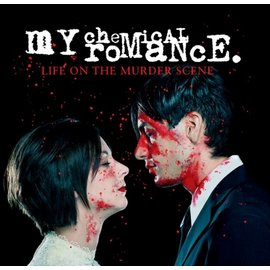 My Chemical Romance – Life on the Murder Scene LP
