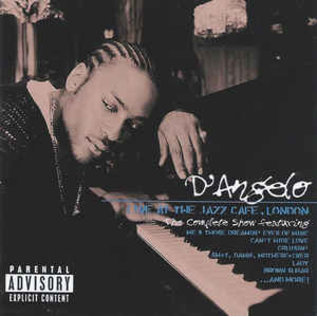 D'Angelo – Live at the Jazz Cafe, London: The Complete Show LP