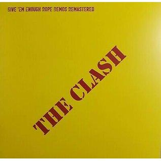 Clash – Give 'Em Enough Rope Demos LP red vinyl