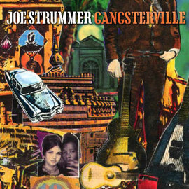 "Joe Strummer – Gangsterville EP 12"" vinyl"