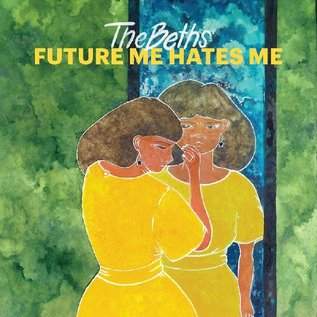 Beths – Future Me Hates Me LP green jelly bean vinyl