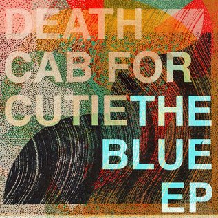 "Death Cab For Cutie ‎– The Blue EP 12"" vinyl"