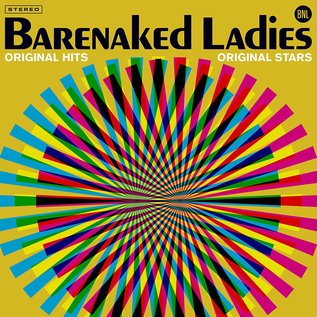 Barenaked Ladies ‎– Original Hits Original Stars LP