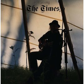 """Neil Young – The Times EP 12"""" vinyl"""
