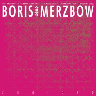 Boris With Merzbow – 2R0I2P0 LP neon magenta vinyl