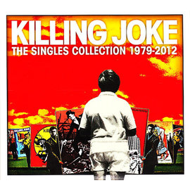 UN Killing Joke – The Singles Collection 1979-2012 LP red, yellow, black, and clear vinyl