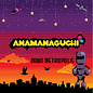 Anamanaguchi – Dawn Metropolis LP orange / maroon / purple split vinyl