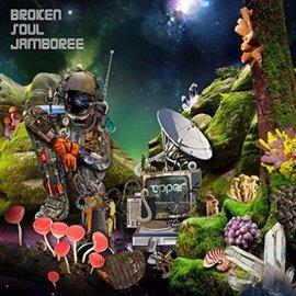 Tipper – Broken Soul Jamboree LP