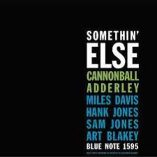 Cannonball Adderley ‎– Somethin' Else LP