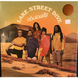 Lake Street Dive – Obviously LP white vinyl