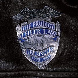 Prodigy – Their Law - The Singles 1990-2005 LP silver vinyl
