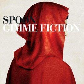 Spoon – Gimme Fiction LP red & white vinyl