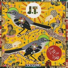 Steve Earle & The Dukes – J.T. LP red vinyl