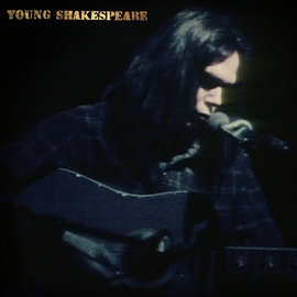 Neil Young – Young Shakespeare LP with cd & dvd