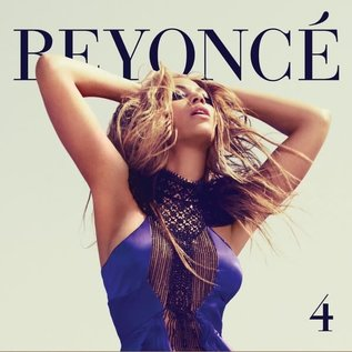 Beyoncé – 4 LP clear vinyl